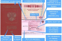 Биометрический загранпаспорт