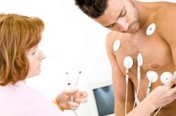 ЭКГ при желудочной тахикардии