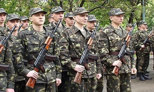 Берут ли в армию с категорией б4