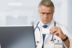 Медицинское обследование в военкомате