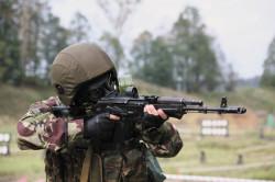 Обучение стрельбе в армии