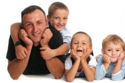 Освобождение от службы многодетного отца