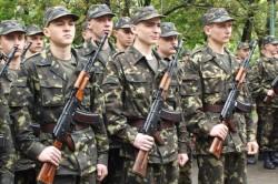 Новобранцы в армию