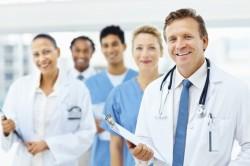 Медицинский осмотр врачами